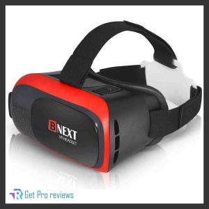 BNEXT VR Headset Compatible with iPhone & Android Phone