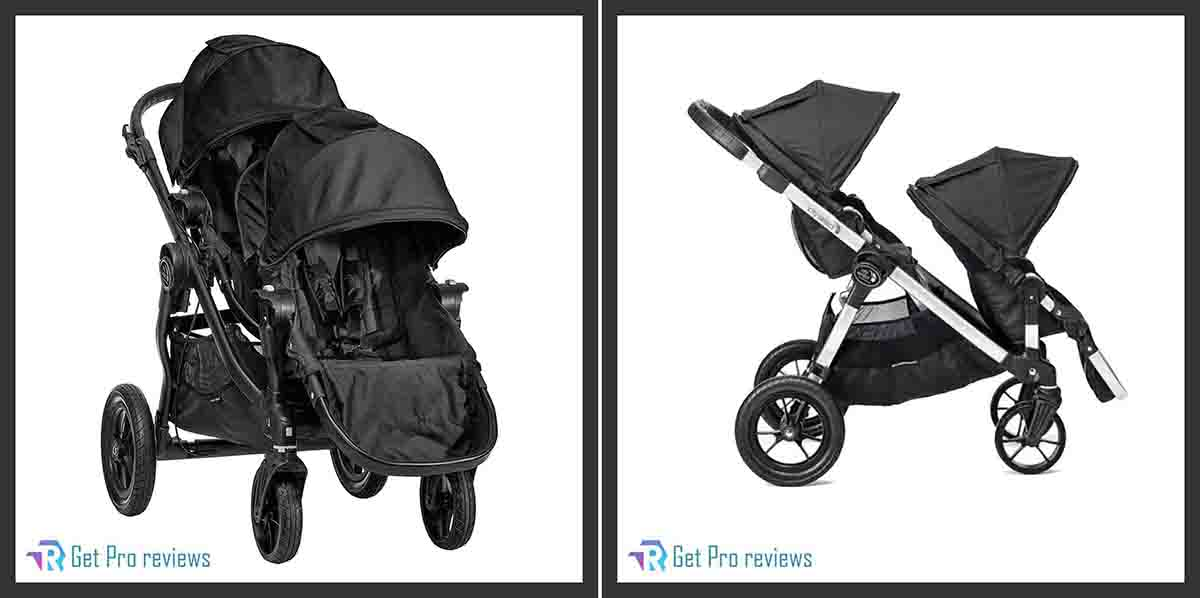 BABY JOGGER CITY SELECT WITH THE SECOND SEAT