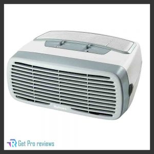 Holmes Small Room 3- Speed HEPA Air Purifier with an Optional Ionizer