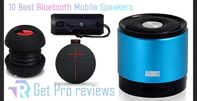 Bluetooth Mobile Speakers