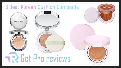 Photo of 6 Best Korean Cushion Compacts