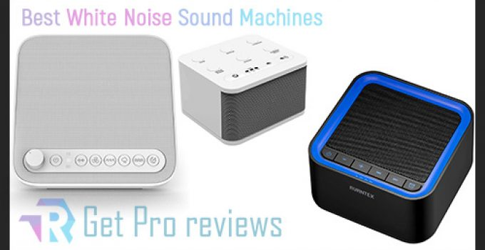 White Noise Sound Machines