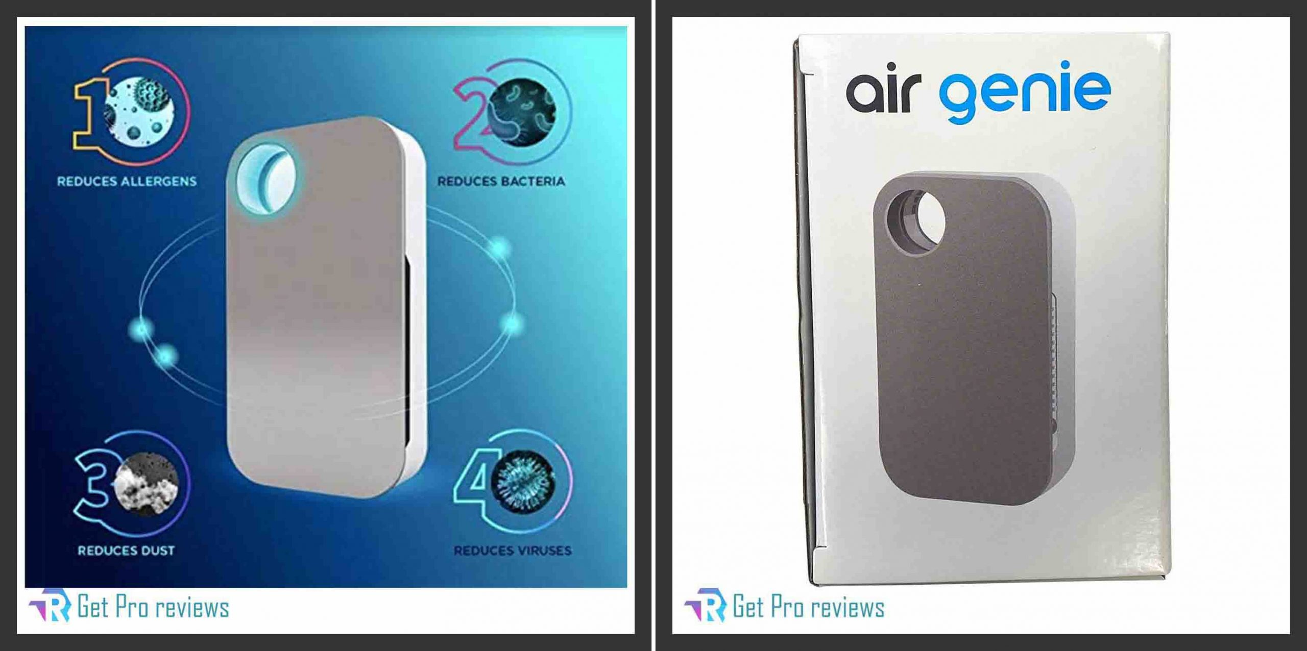 Air Genie Air Freshener and Ionizer