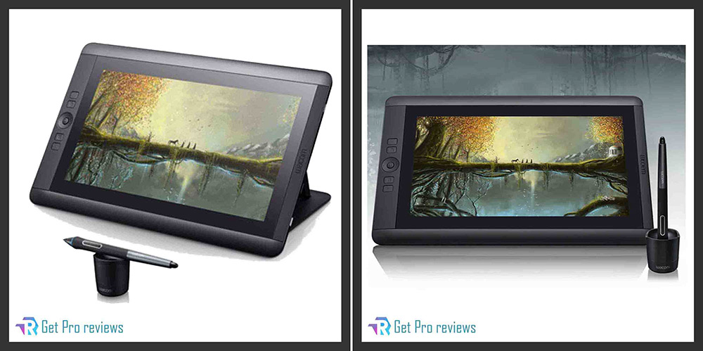 Wacom Cintiq 13HD Creative Pen and Touch Tablet