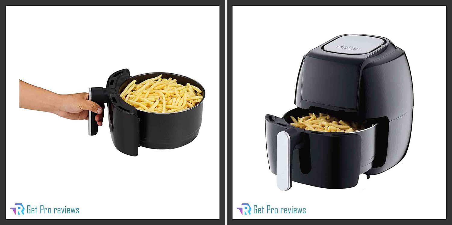 GoWISE USA 8-in-1 Digital Air Fryer 5.0-Quarts