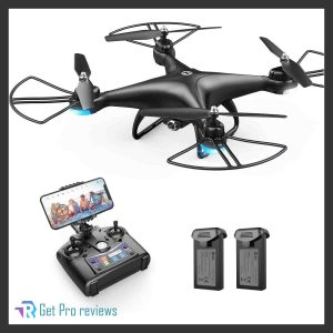Holy Stone HS110D FPV RC Drone with 1080P HD Camera 0