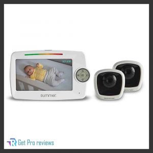 """Summer Lookout Duo 5"""" LCD Baby Monitor"""