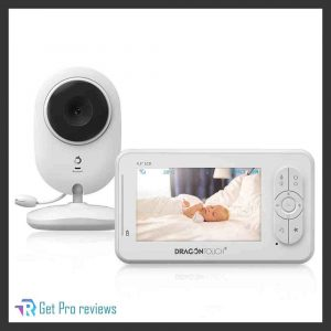 Dragon Touch DT40 Baby Monitor: