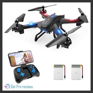 SNAPTAIN S5C WiFi FPV Drone with 720P HD 0