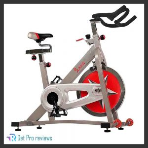 Sunny Health and Fitness Pro Indoor Cycling Bike