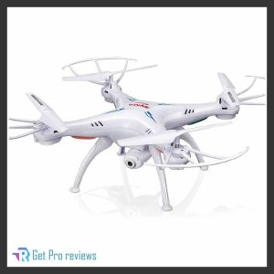 Cheerwing Syma X5SW-V3 WiFi FPV Drone 2.4Ghz 4CH 6-Axis Gyro RC Quadcopter Drone with Camera 0