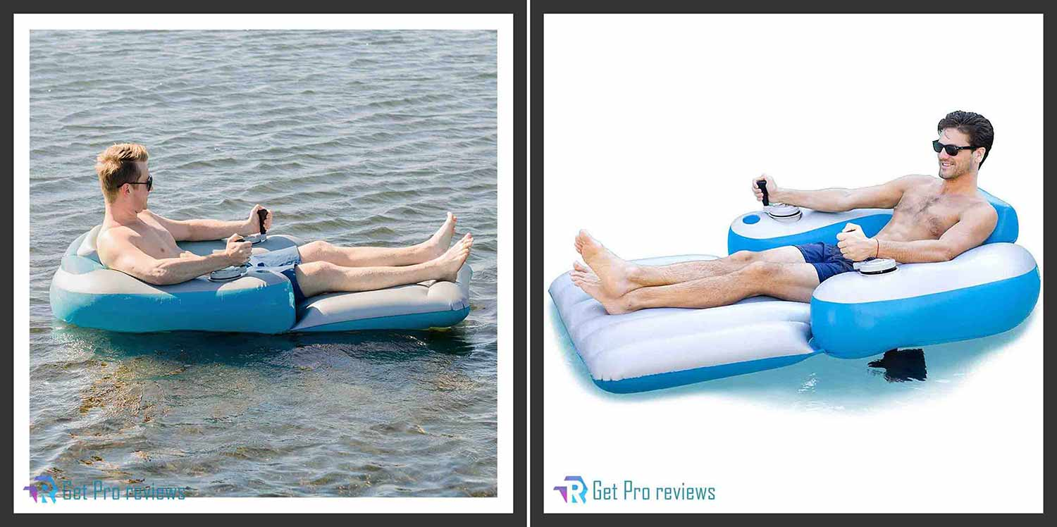 Pool candy Splash Runner 2.0 Motorized Pool Lounger