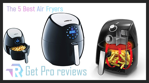 Photo of 5 Best Air Fryers