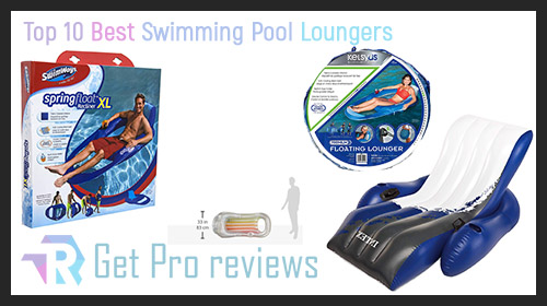 Photo of 10 Best Swimming Pool Loungers