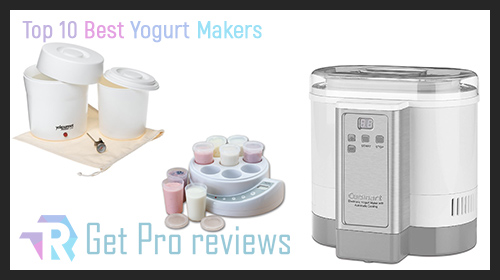 Photo of 10 Best Yogurt Makers