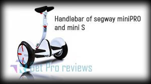 Handlebar of segway miniPRO and mini S