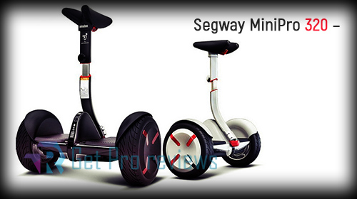 Photo of Segway MiniPro 320 – A Commute Cheat Partner