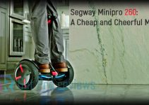 Segway Minipro 260: A Cheap and Cheerful Model