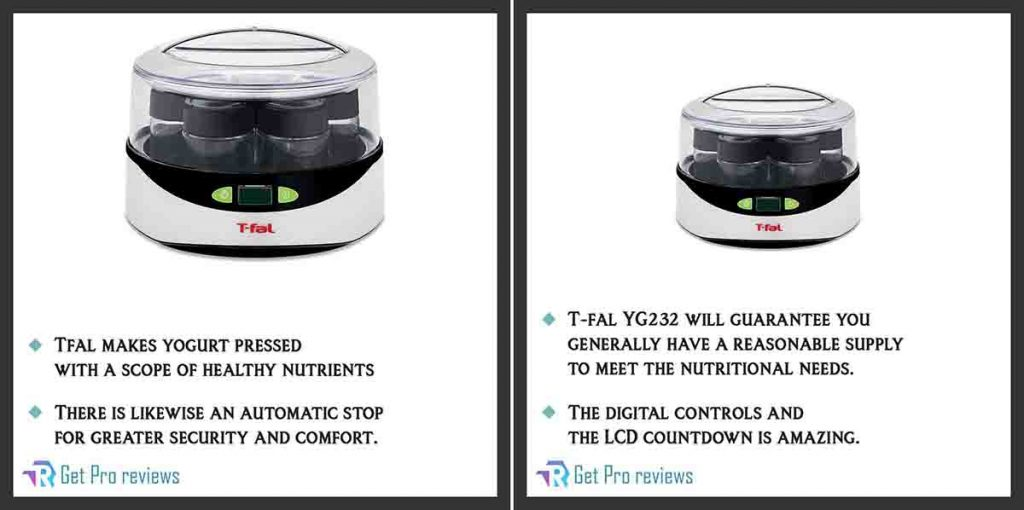 T-fal Yogurt Maker