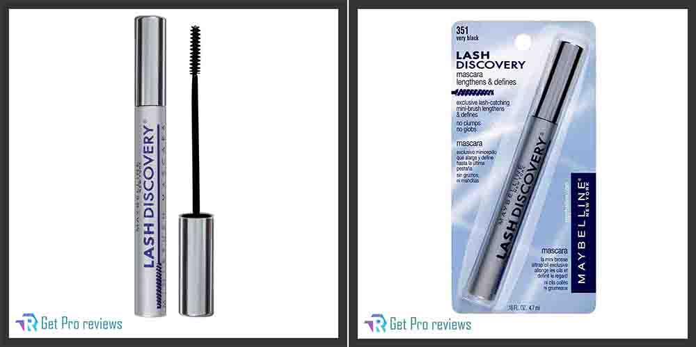 MAYBELLINE LASH DISCOVERY WASHABLE MASCARA