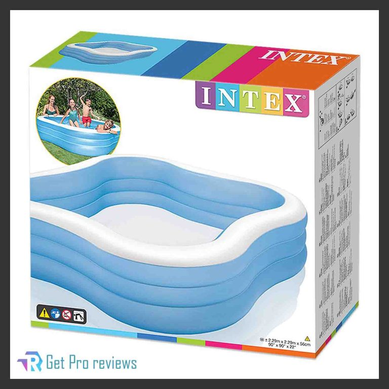 Intex Swim Center Inflatable Swimming Pool for Family and Kids