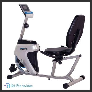 ProGear Magnetic Tension Recumbent Exercise Bike