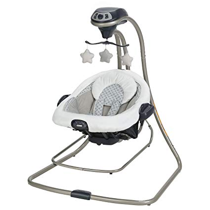 Graco Duet Connect LX Swing