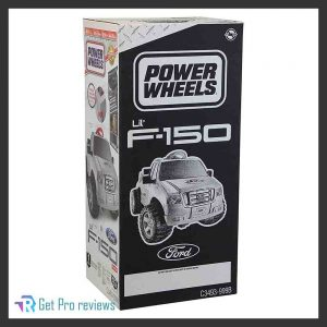Power Wheels Ford F-150 12V Electric Kids Truck