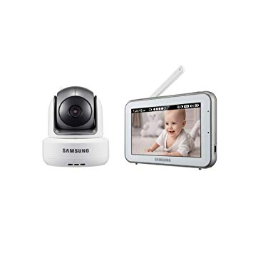 Samsung SEW-3043W BrightView HD Baby Video Monitor