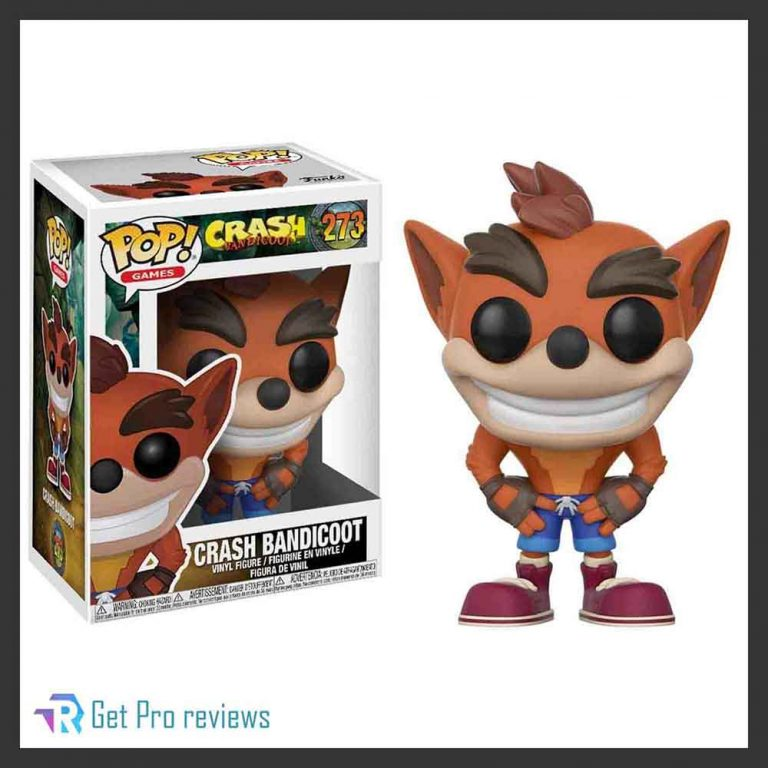 Funko POP!Crash Bandicoot