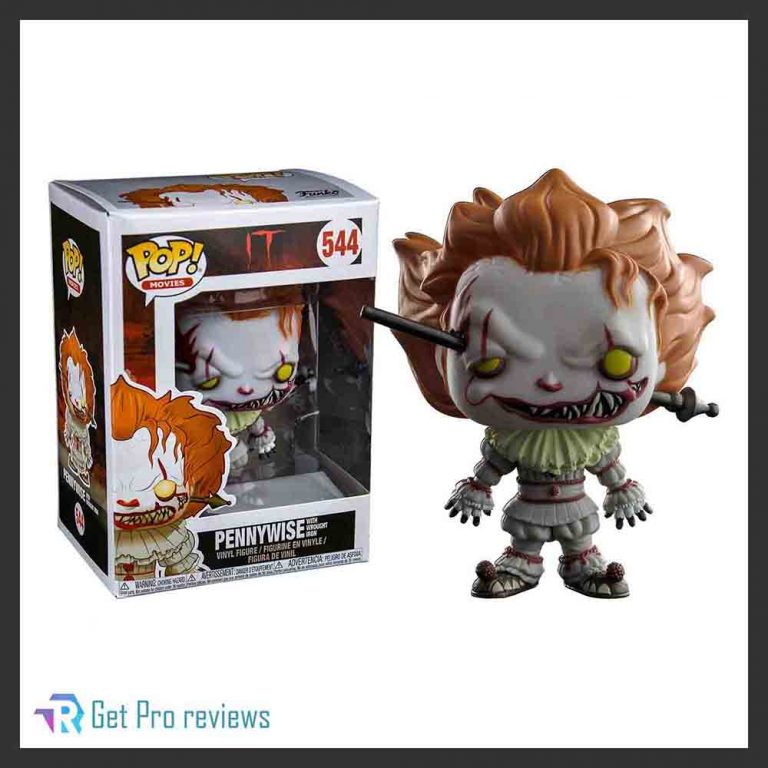 Pennywise with Rod