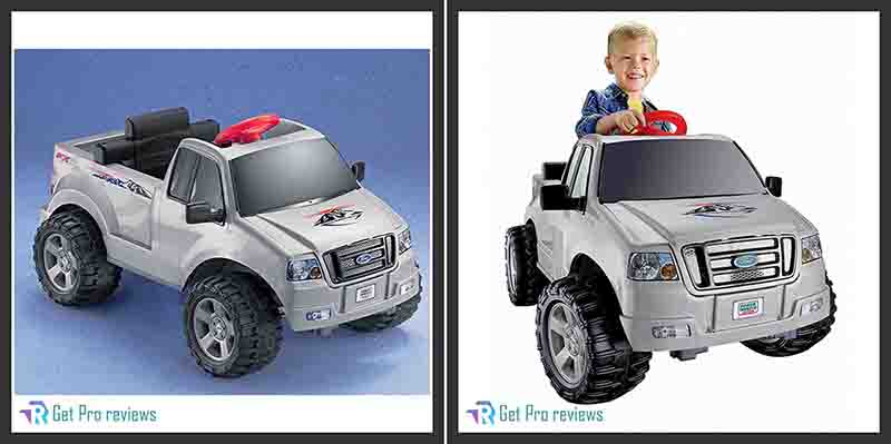 Power Wheels Ford Electric Truck