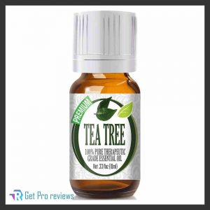 Tea Tree Essential Oil - 100% Pure Therapeutic Grade Tea Tree Oil