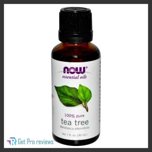 NOW Essentials Tea Tree Oil