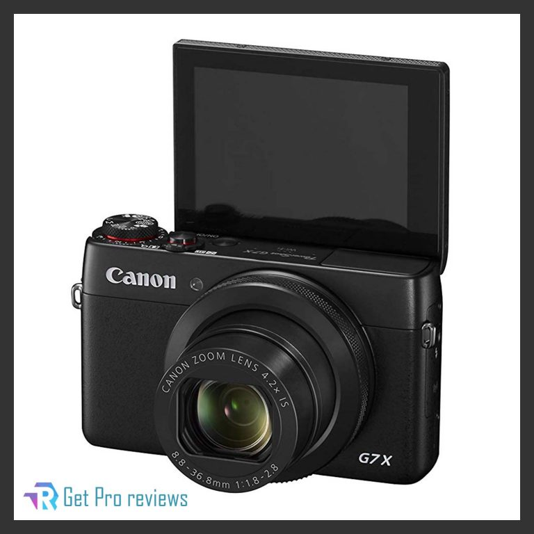 Canon PowerShot G7 X Mark 2 digital Camera Wi-Fi-enabled