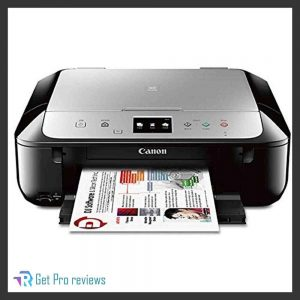 Canon MG6821 Wireless All-In-One Printer with Scanner and Copier