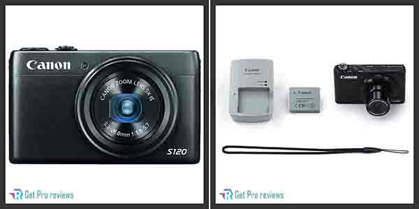 Canon power shot S120 12.1MP