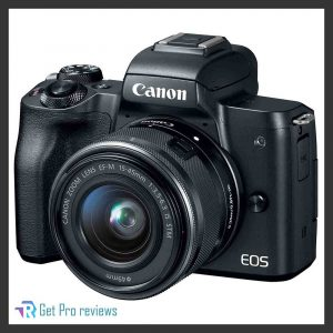 Canon EOS M50 Mirrorless Camera