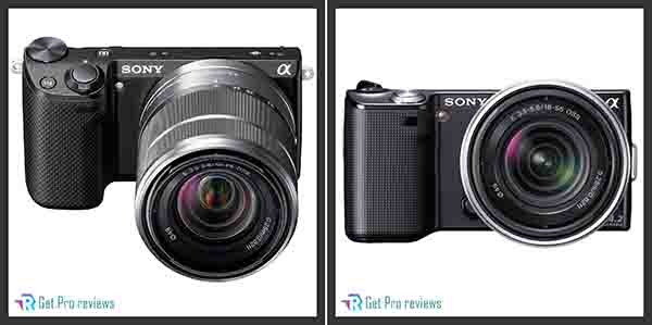 Sony NEX-5RK/B 16.1 MP Mirrorless
