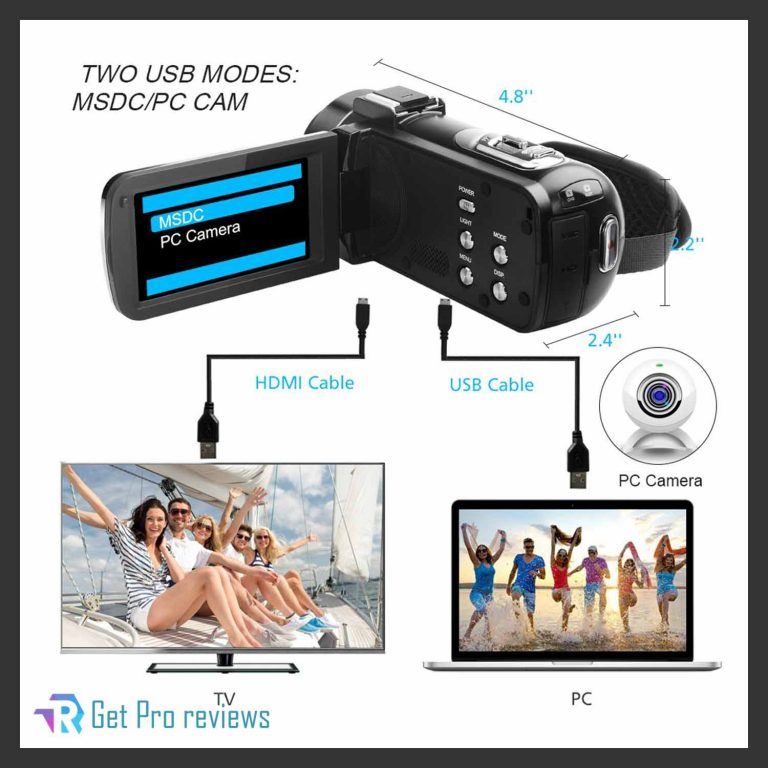 Lakasara Full HD WIFI camera Camcorder DVR