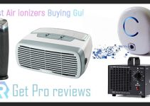 Air ionizers Buying Guide