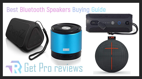 Photo of Best Bluetooth Speakers – Buying Guide
