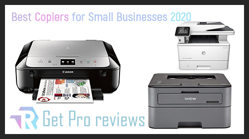 Copiers for Small Businesses