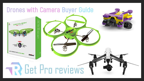 Photo of Drones with Camera – Buyer Guide