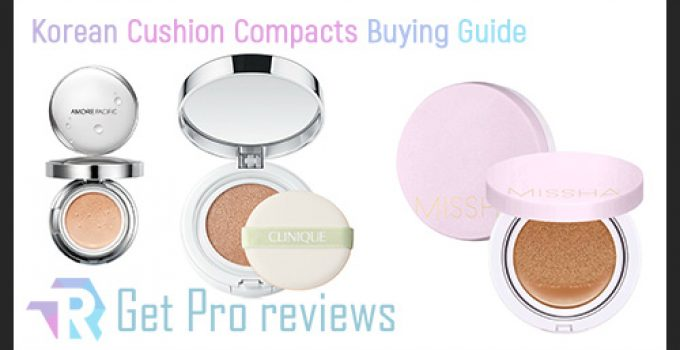 Korean Cushion Buyer Guide