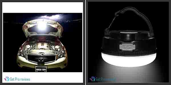 Rechargeable LED Camping and Emergency Lantern